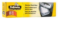 Fellowes 3605901 15pcs Bag paper shredder accessory