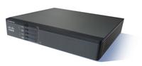 Cisco 867VAE Single-band (2.4 GHz) Gigabit Ethernet Grey wireless router