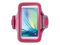 "Belkin F8M940BTC01 5.1"" Armband case Pink mobile phone case"