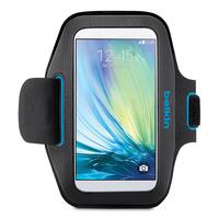 "Belkin F8M941BTC03 5.1"" Armband case Black, Blue mobile phone case"