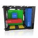 Fractal Design Node 804 (Svart/Transparent)