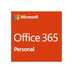 Office 365 Personal - New License - 1 User - Win/mac/android/ios - English