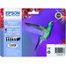Epson Bläck T0807 Claria Photographic - Multipack