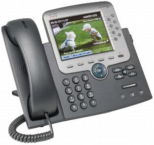 Telephone cisco