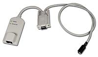 Avocent AVRIQ-SRL Grey KVM cable